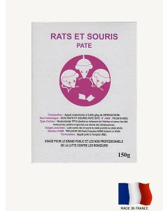 Rats & Souris Pâte 150g Occi