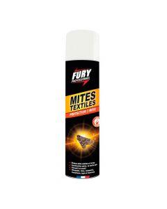 Aérosol Mites Textiles 400ml Fury