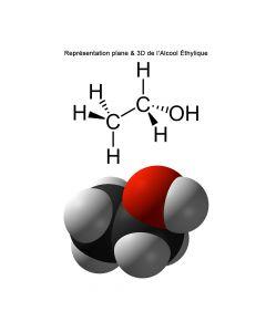 Alcool Éthylique Dénaturé 96%
