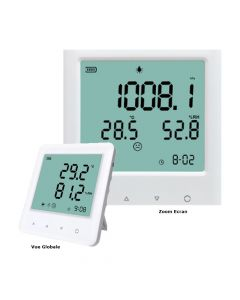 Baromètre, Thermomètre, Hygromètre