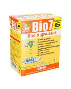 Bio7 Bacs à Graisse 480g Ecogene