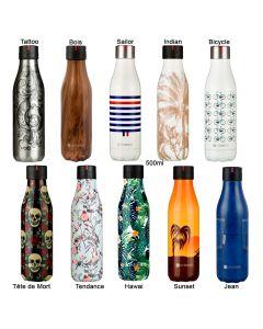 Bouteille Isotherme Bottle Up 500ml Les Artistes