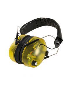 Casque Anti Bruit Electronique Silverline