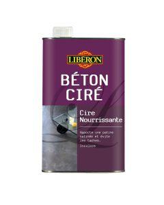 Cire Nourrissante Béton Ciré 1L Liberon
