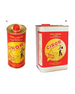 Cire Parquet Liquide Goldstar Ciror
