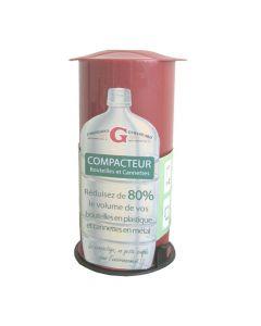 Compacteur Bouteilles & Canettes Guillouard