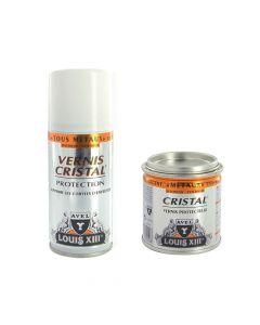 Cristal Vernis Protecteur Louis XIII