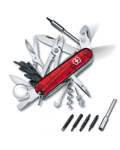 Couteau Suisse Cyber Tool Lite 1.7925.T Victorinox