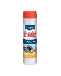 Déboucheur Microbilles 500g Starwax