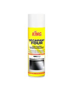 Décapant Four Aérosol 500ml King