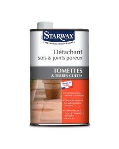 Détachant Sols & Joints Poreux Starwax