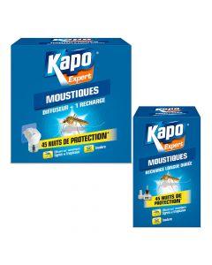 Diffuseur Liquide Anti-Moustiques Kapo