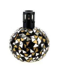 Diffuseur de Parfum Mosaic Tricolor Black Gold Millefiori