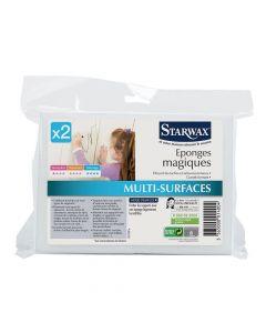 Éponges Magiques x2 Starwax