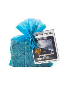 Glaçon Permanent en Granit Bleu x6 On The Rock