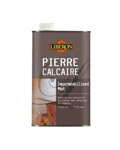 Imperméabilisant Mat Pierres Calcaires 1L Liberon