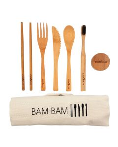 Kit Repas en Bambou Cookut