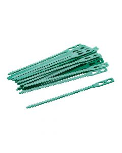 Liens Plastiques Réglables x30 Silverline