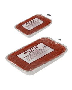 Mastic Rouge pour Fûts Bois