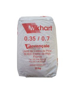 Carbonate de Calcium Mikhart 0.35/0.7
