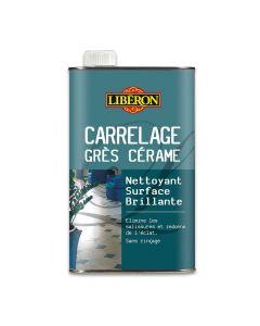 Nettoyant Surface Brillante Carrelage & Grès 1L Liberon