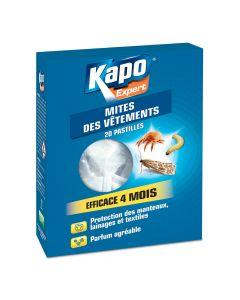 Pastilles Mites & Acariens x20 Kapo