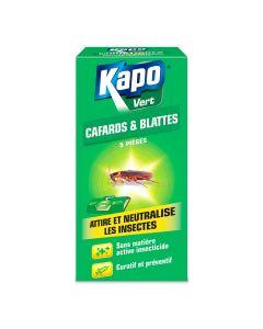 Pièges Cafards & Blattes x5 Kapo