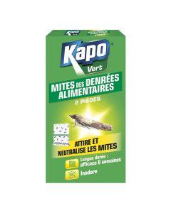 Pièges Mites Alimentaires x2 Kapo
