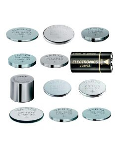 Pile Lithium Electronics Varta