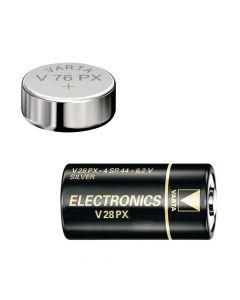 Pile Oxyde d'Argent Electronics Varta