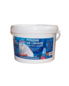 Poudre de Lavage Lave-Vaisselle 2kg Ecness