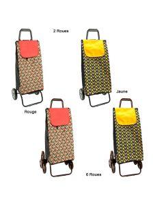 Poussette de Marché Carlux Geometrik Sidebag
