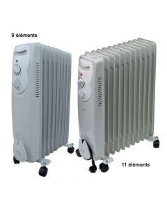 Radiateur à Bain d'Huile Profile