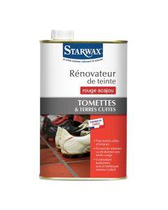 Rénovateur de Teinte Tomettes 1L Starwax