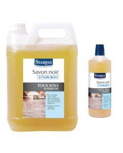 Savon Noir Liquide Starwax