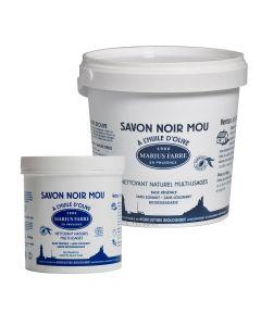Savon Noir Mou Marius Fabre
