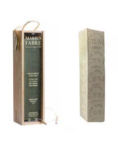 Savon Vert en Barre 2.5kg Marius Fabre