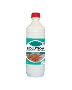 Solution Hydro Alcoolique Bidon 1L