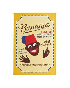 Torchon Banania Goûter Dynamique Coucke