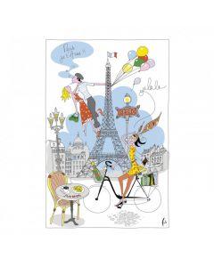 Torchon La Parisienne Torchons & Bouchons