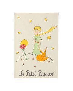 Torchon Le Petit Prince et la Fleur Coucke