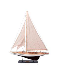 Yacht Endeavour Authentic Models