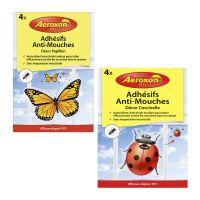 Adhésifs Anti-Mouches x4 Aeroxon