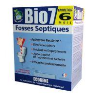 Bio7 Fosses Septiques 480g Ecogene