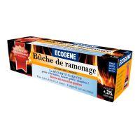 Bûche de Ramonage + Certificat Ecogene