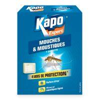 Cassette Mouches Moustiques Kapo