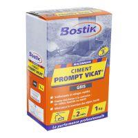 Ciment Prompt Vicat 1kg Bostik