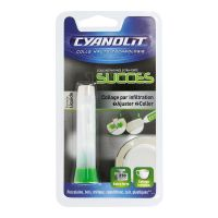 Colle Cyanoacrylate Success 2g Verte Cyanolit