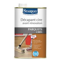 Décapant Cire Extra Fort 1L Starwax