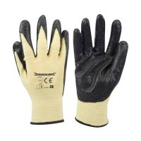 Gants Kevlar à Enduction Nitrile Silverline